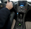 Chevrolet Volt - Powermat wireless