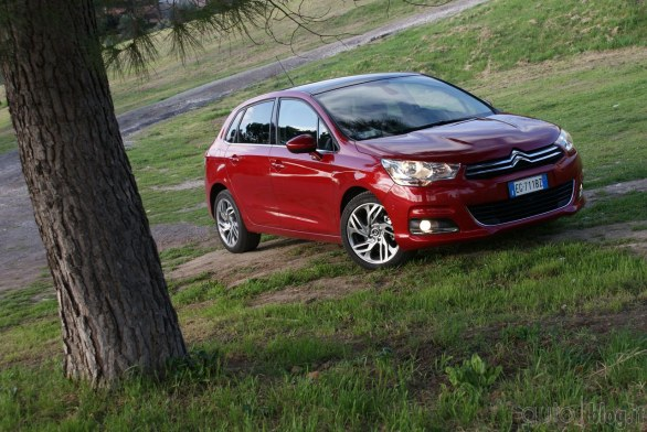 Citroën C4 2.0 HDi Exclusive: il test di Autoblog