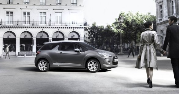 Citroen DS3 Grey Collection