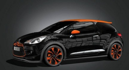 citroen ds3 racing conferme e dati tecnici. Black Bedroom Furniture Sets. Home Design Ideas