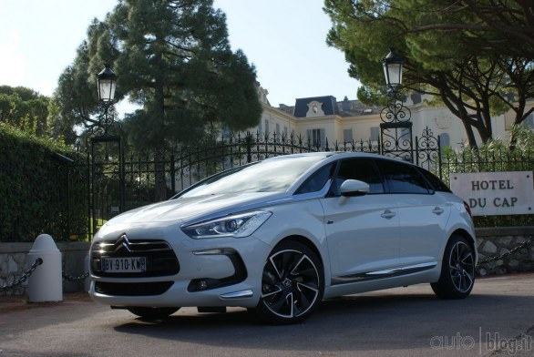 Citroen DS5, prova su strada - Video - Motori.it