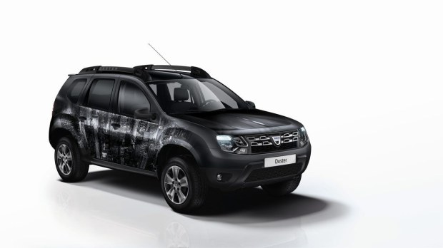 Dacia Duster Freeway 2015 foto urban