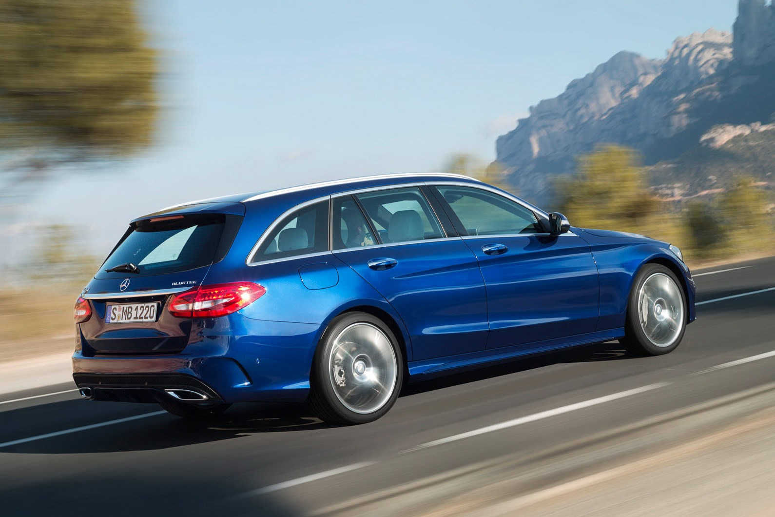 mercedes benz c300 station wagon bluetec hybrid car tuning. Cars Review. Best American Auto & Cars Review
