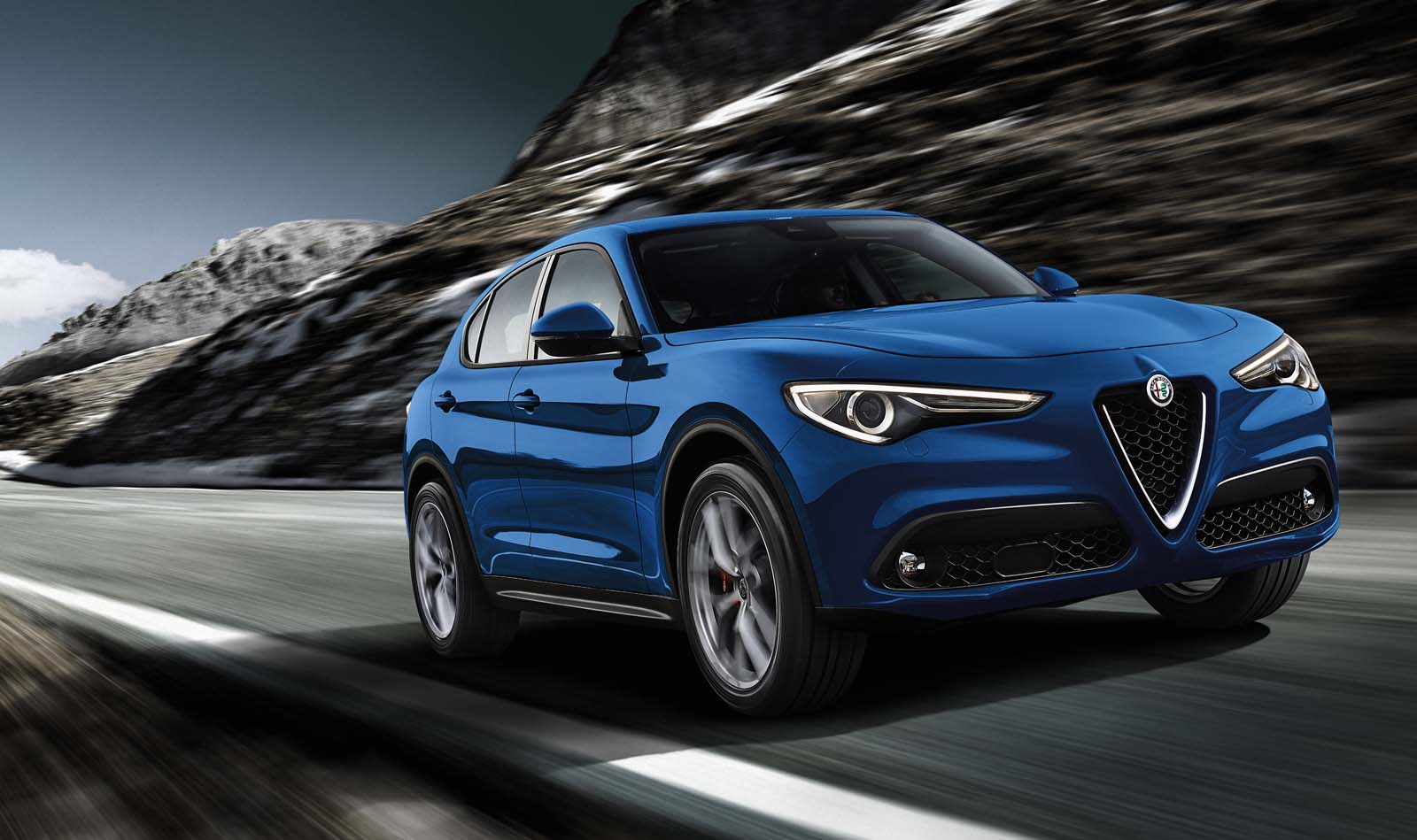 alfa romeo stelvio sport edition serie speciale del suv. Black Bedroom Furniture Sets. Home Design Ideas