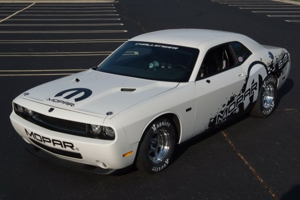 Dodge Challenger Drag Pack