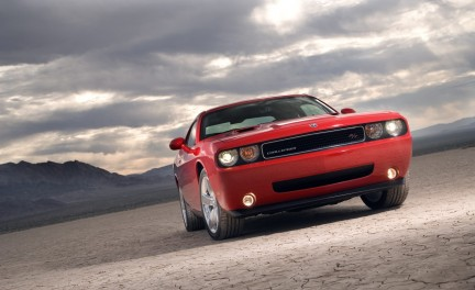 New York 2008: Dodge Challenger R/T ed SE