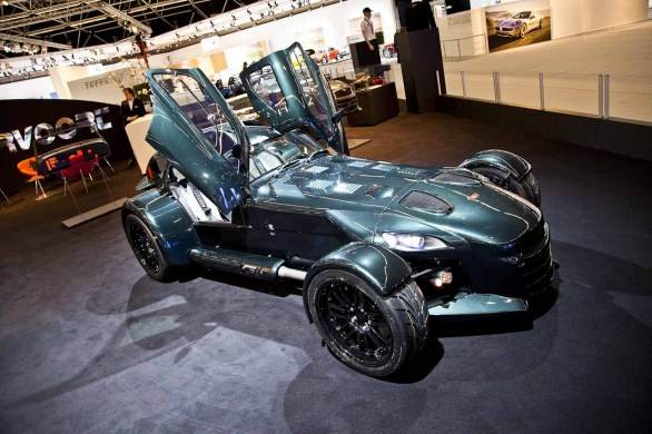 Donkervoort: arrivano le 24H of Dubai Special Edition