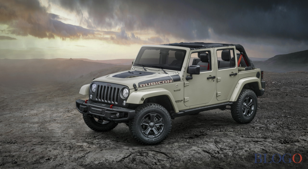 jeep wrangler rubicon recon edition foto caratteristiche. Black Bedroom Furniture Sets. Home Design Ideas