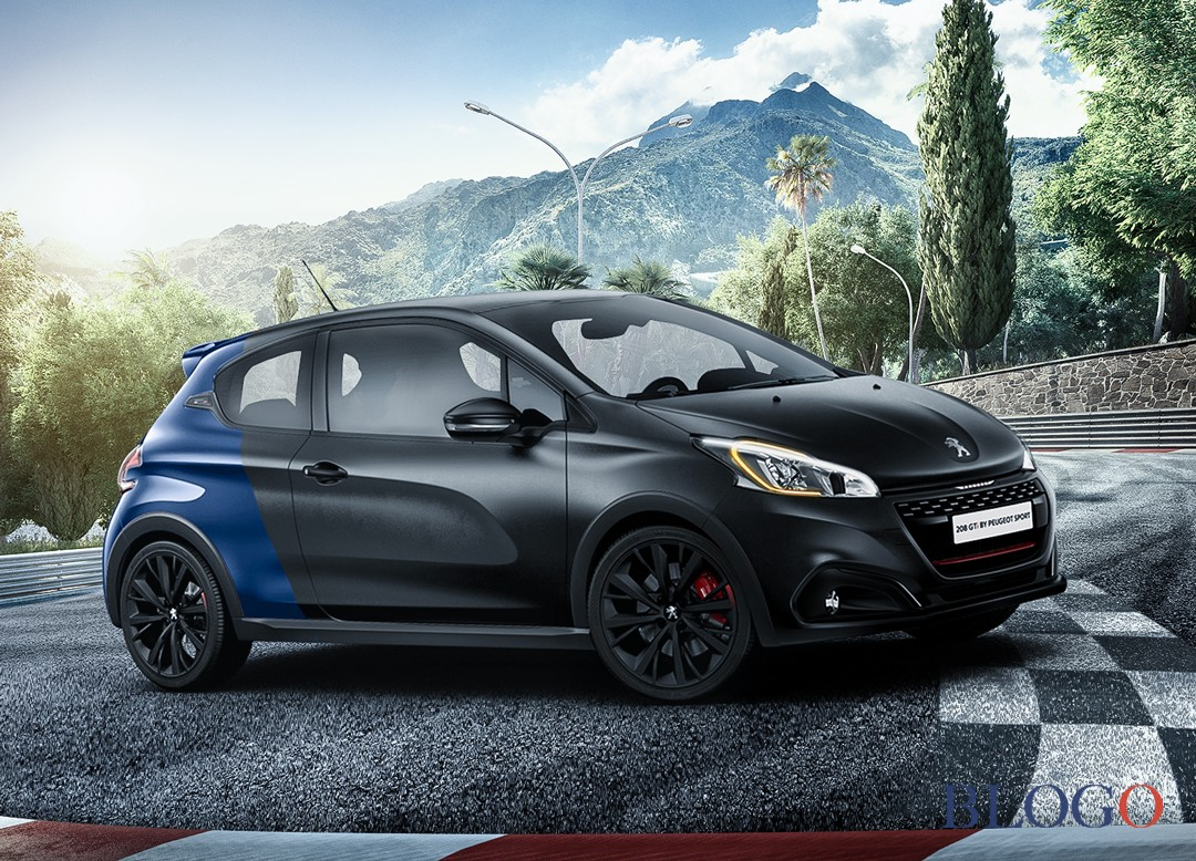 peugeot 208 gti by peugeot sport con differenziale torsen. Black Bedroom Furniture Sets. Home Design Ideas