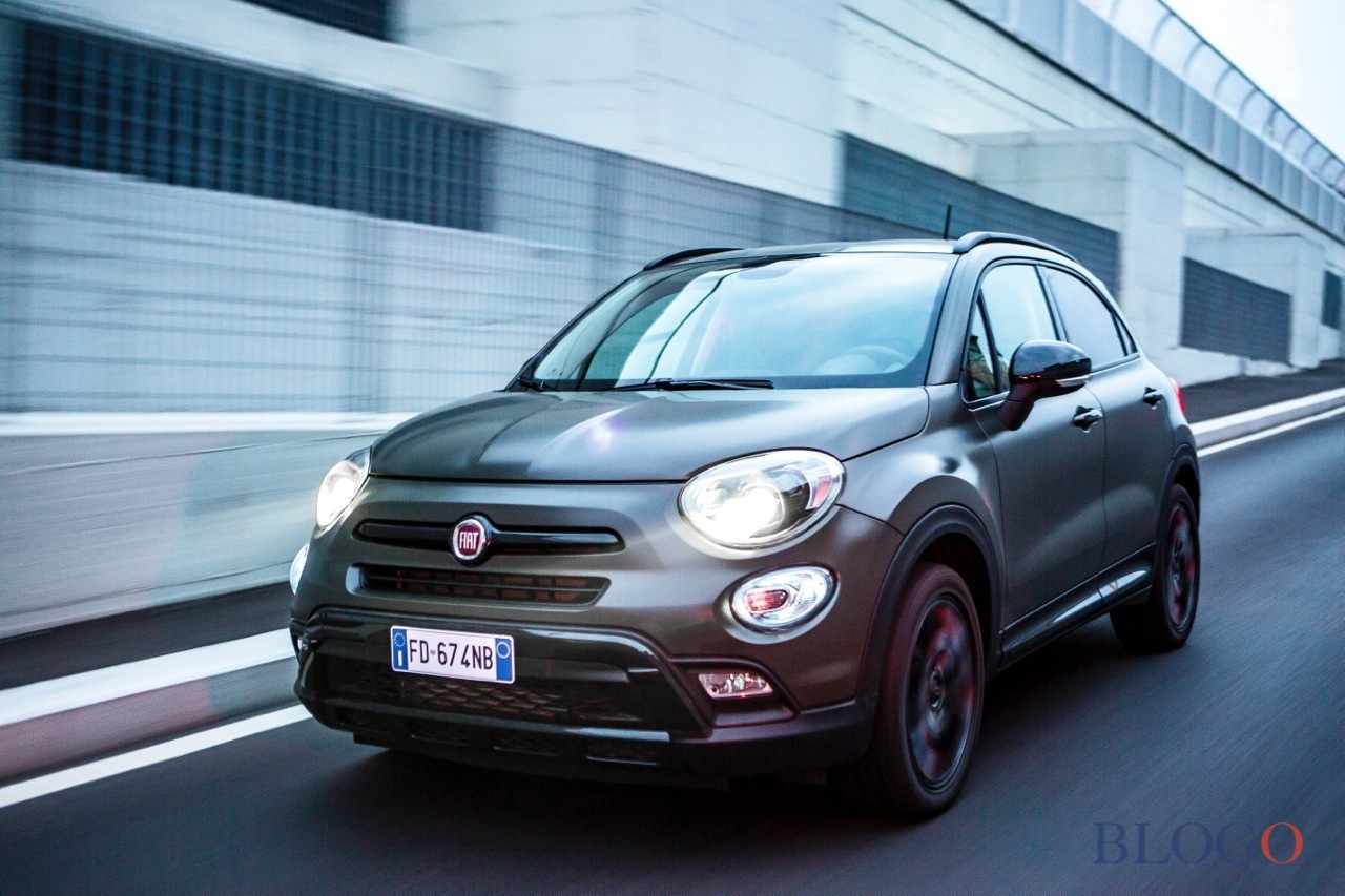 fiat 500x s design nuovo video ufficiale. Black Bedroom Furniture Sets. Home Design Ideas
