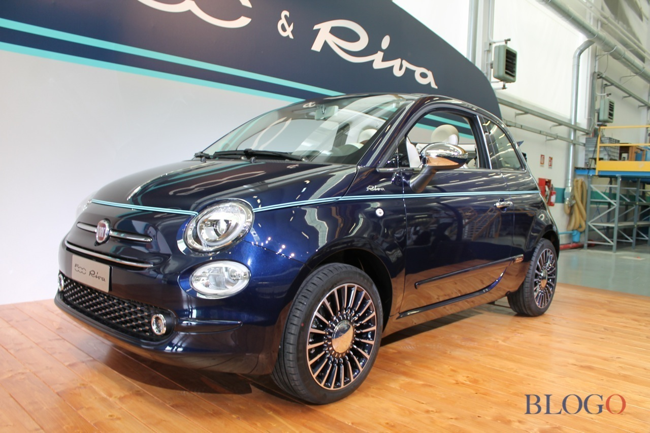 fiat 500 riva prezzo. Black Bedroom Furniture Sets. Home Design Ideas