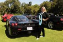 Guarda la fotogallery della Ferrari a Pebble Beach 2013