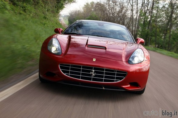 Ferrari California 2012 Test  Autoblog