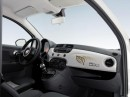 Fiat 500 1.4 Natural Power Turbo Project - salone di Ginevra