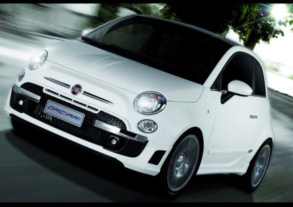Fiat 500 by Orciari