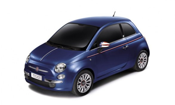 Fiat 500 National Limited Edition