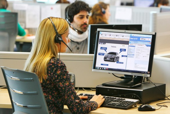Fiat Customer Care: dietro le quinte dell\\\'assistenza del Gruppo Fiat-Chrysler