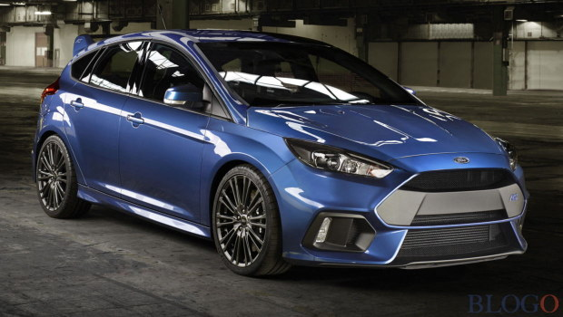 Ford Focus RS 2015: Foto ufficiali