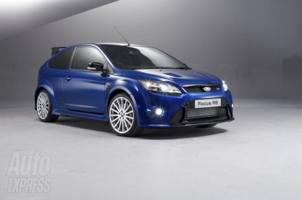 Ford Focus RS - foto ufficiali