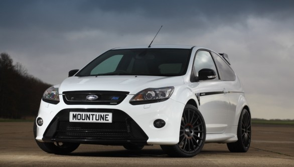 Ford Focus RS Mountune MP350