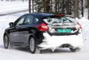 Ford Focus RS o restyling: foto spia