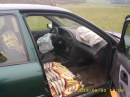 Ford Mondeo airbags test
