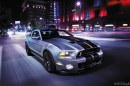 Ford Mustang e Shelby GT500: nuove foto