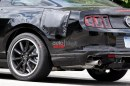 Ford Mustang foto spia