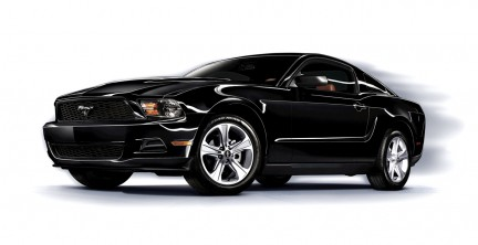 Ford Mustang Model Year 2011