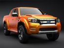 Ford Ranger Max Pick-Up Truck concept