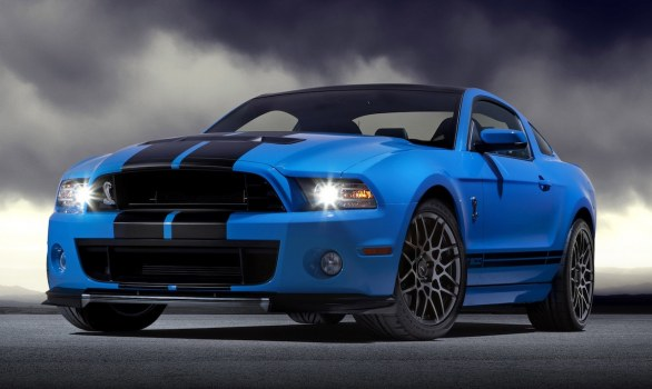 Ford Shelby GT500 Salone di Los Angeles 2011