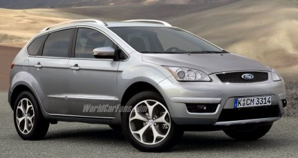 Ford Cross Max