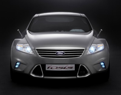 Ford Iosis - frontale