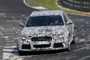Nuove foto spia dal Nurburgring dell\'Audi RS6