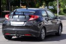 foto spia Honda Civic Type-R