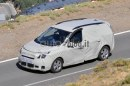 Foto spia Renault Scenic Restyling