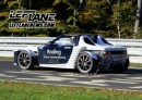 Foto spia Roding Roadster 23 Carbon