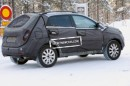 Foto spia SsangYong C200