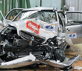 Geely Zi You Jian - crash test zero stelle