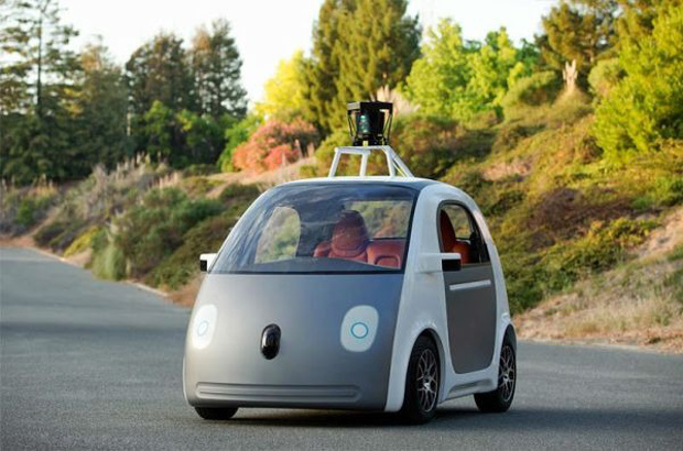 Google Car, il prototipo