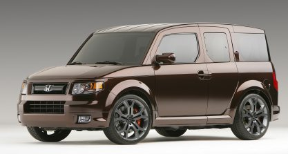Honda Element SC