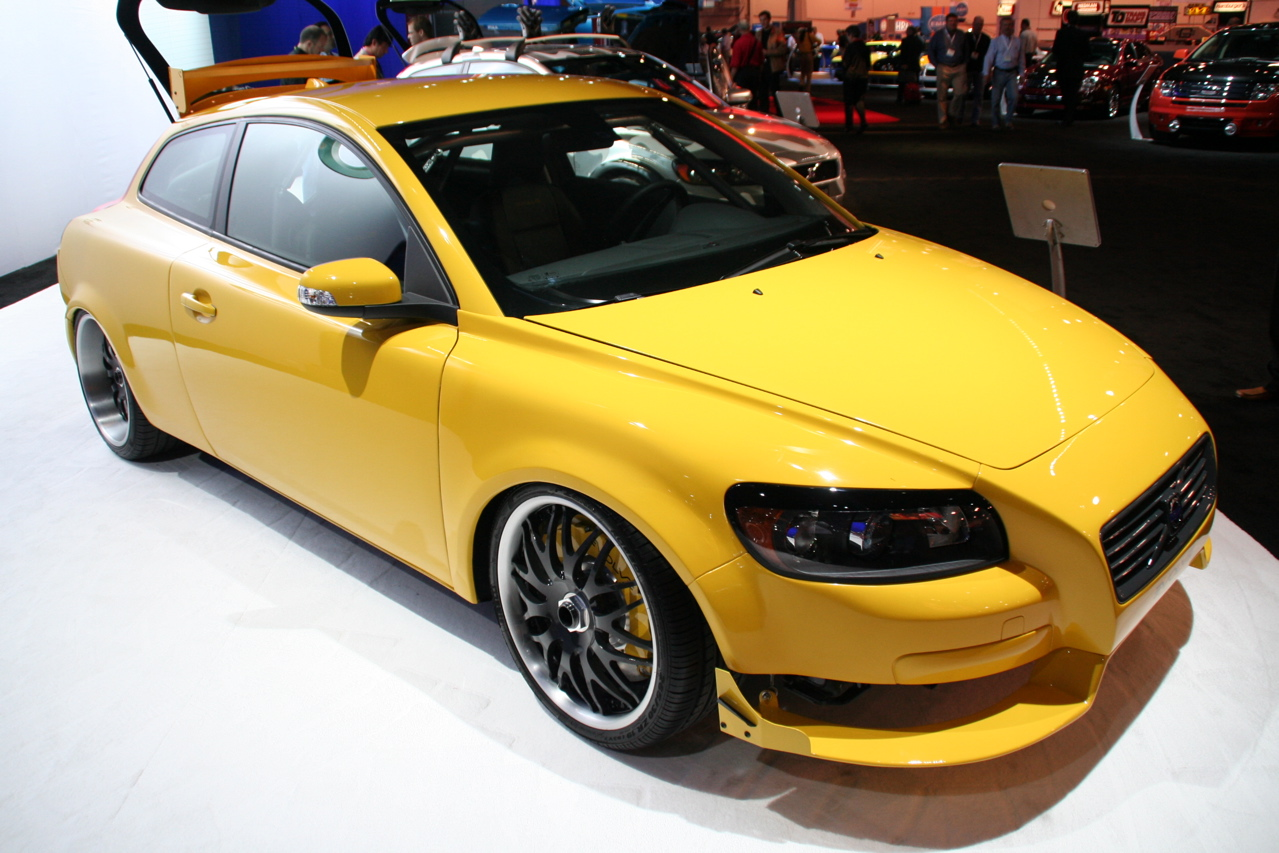 Volvo C30 by Evolve