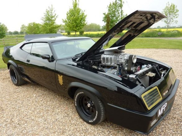 in vendita la ford falcon xb gt replica del film interceptor. Black Bedroom Furniture Sets. Home Design Ideas