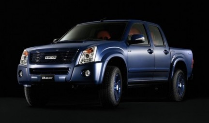 Isuzu D-max Urban Jungle ed Extreme Passion