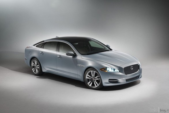 Jaguar XJ Model Year 2014