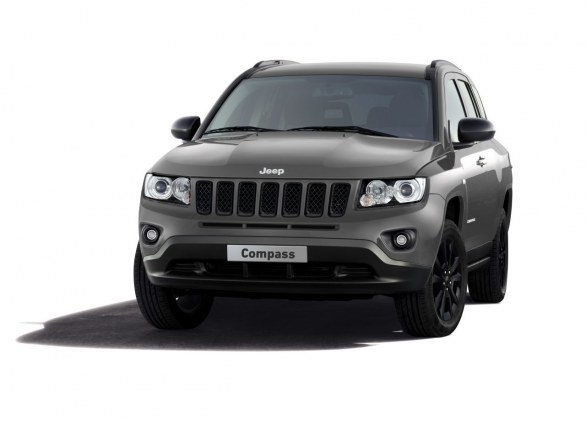 Jeep Compass e Grand Cherokee production-intent sports concept