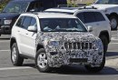 Jeep Grand Cherokee - foto spia