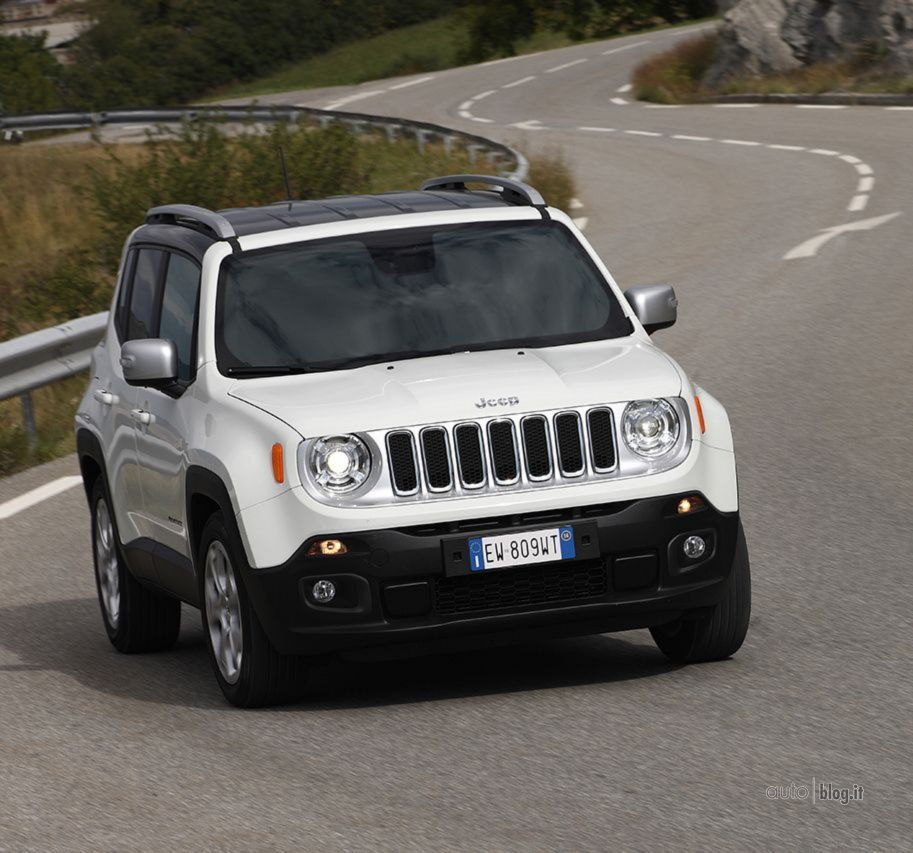 jeep renegade 2012 prezzi listino. Black Bedroom Furniture Sets. Home Design Ideas