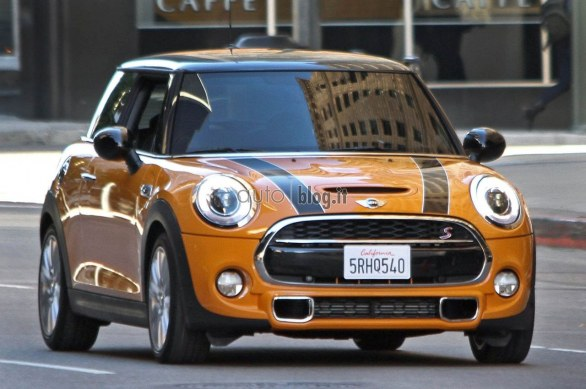La Mini Cooper S perde le camuffature. Eccola in versione definitiva