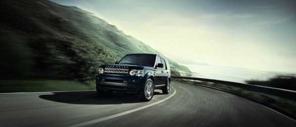 Land Rover Discovery 4 e Range Rover Sport Model Year 2012